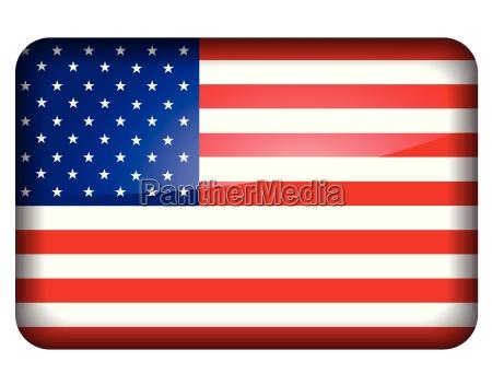icona bandiera americana