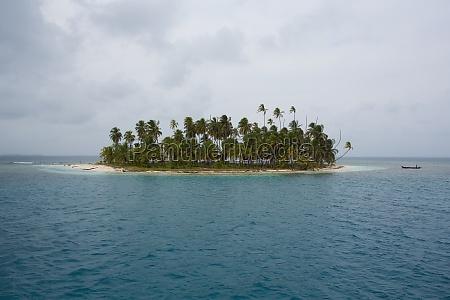 paradise island san blas