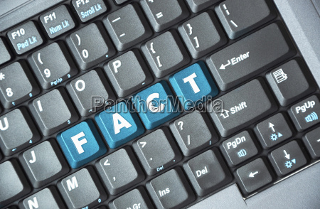 fact key on keyboard