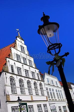 friedrichstadt historic center