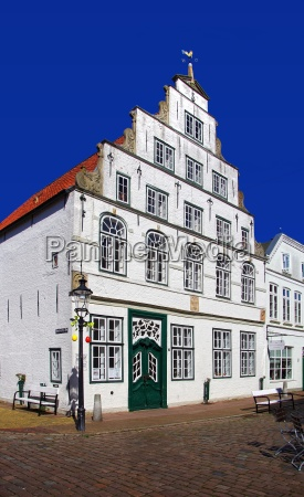 friedrichstadt historic center