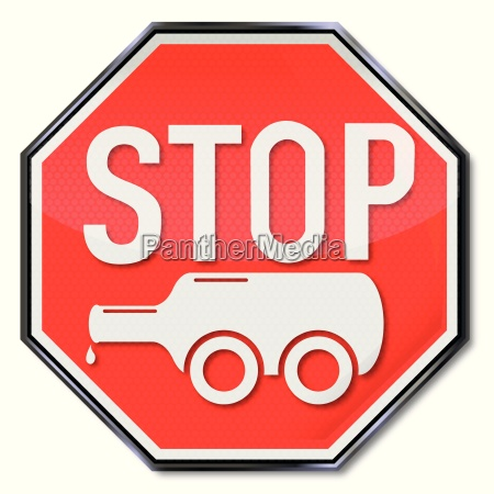 stop sign bottle on wheels and