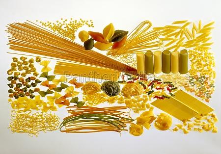 arrangement assorted assortment choice different diverse