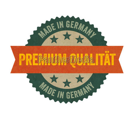 label labeled premium quality