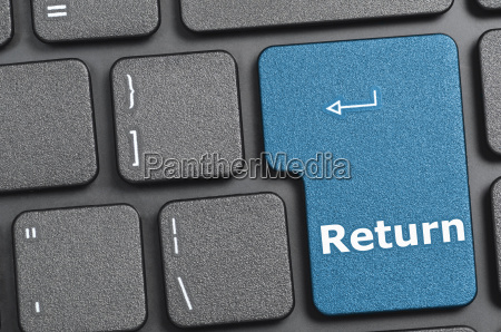 return key on keyboard