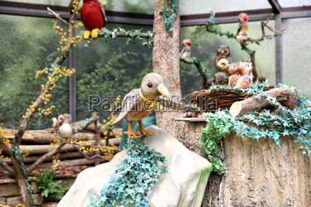 fairyland with animals