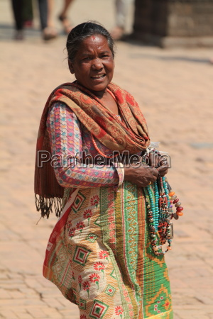 woman from nepal