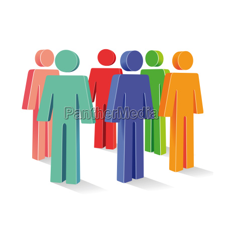colored group