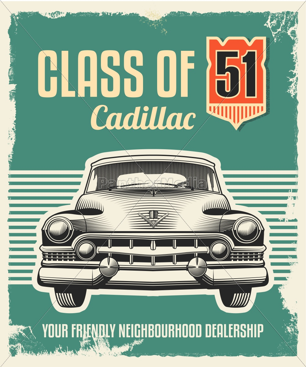 vintage, retro, sign, -, classic, car - 11560927