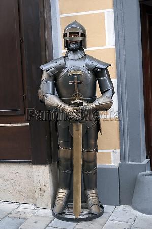 knight armour