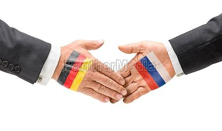 alemania y rusia alcanzan