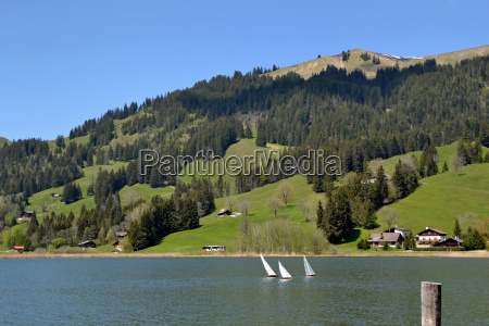 on the schwarzsee