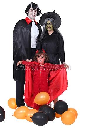 an evil family