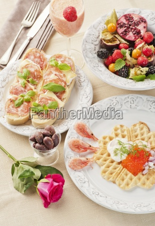 alone anethum graveolens baked product baked