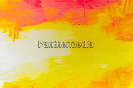 abstract red orange and yellow