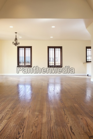 empty room with hardwood flooring pasadena