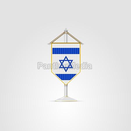 illustration of national symbols of middle