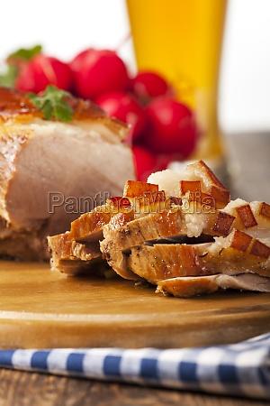 bavarian pork roast with beer