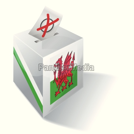 ballot box wales