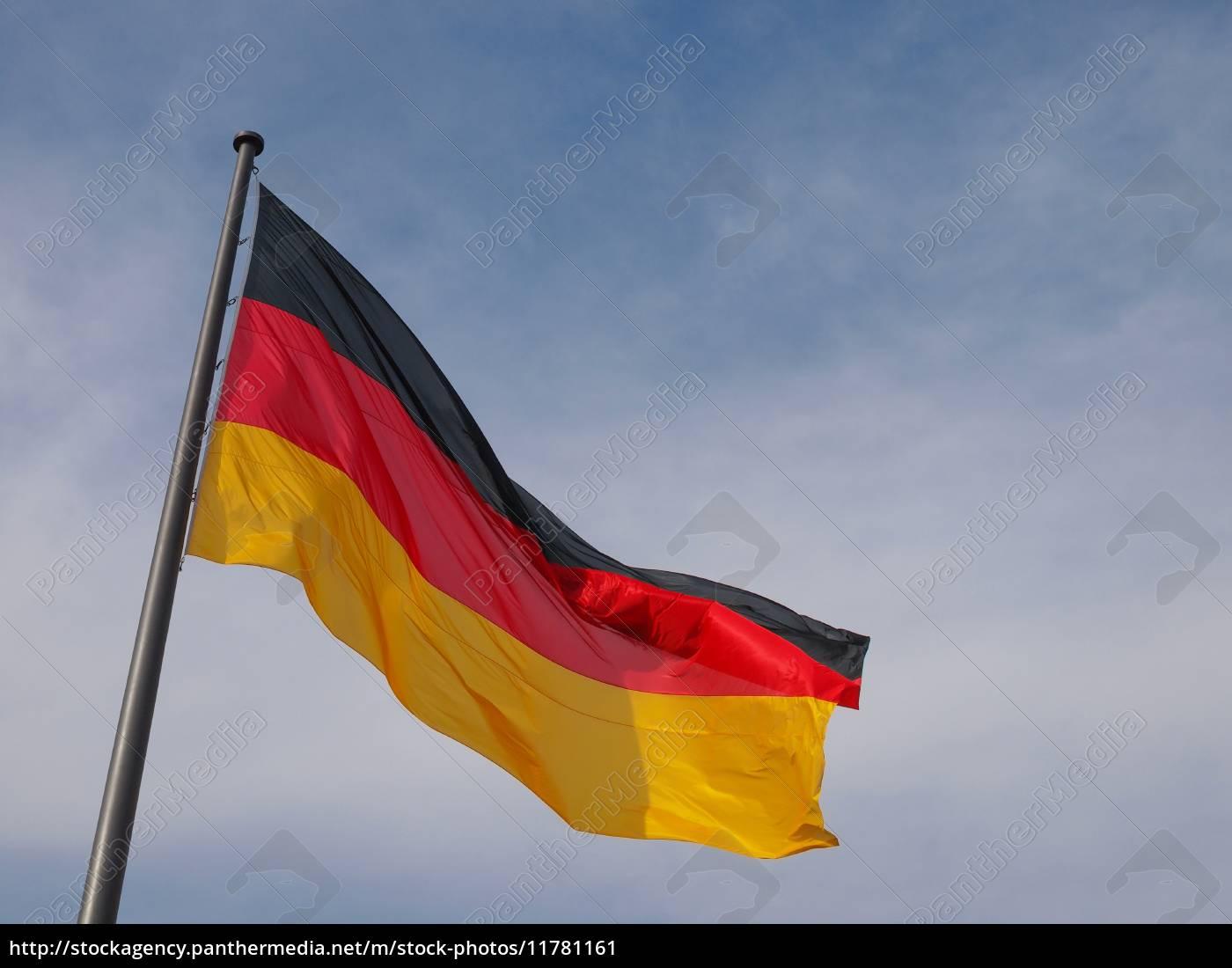 german, flag - 11781161