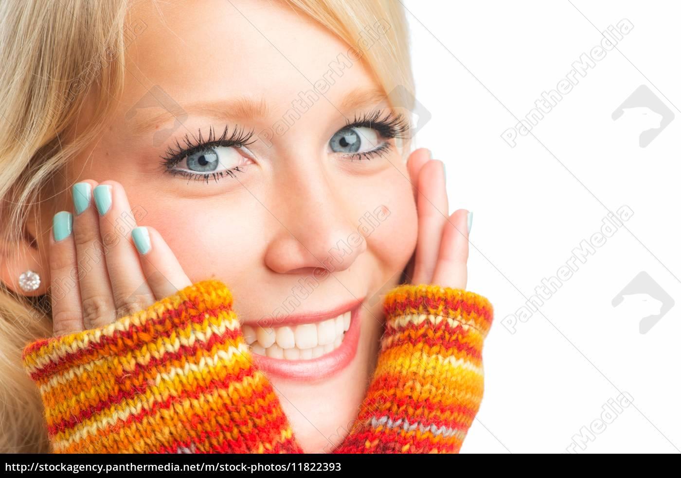 woman, face - 11822393
