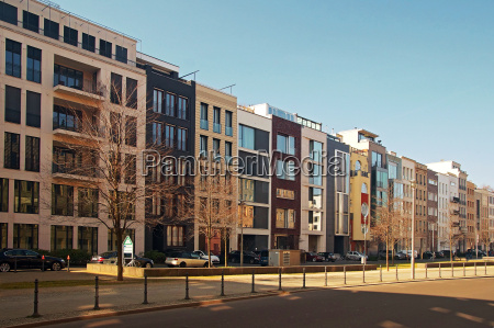 modern houses berlin germany