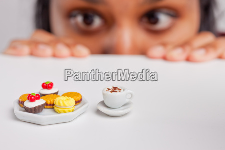 indian girl on a diet