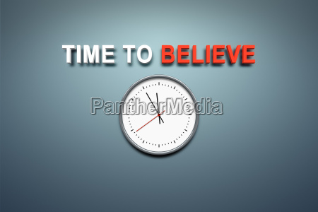 time to believe at the wall