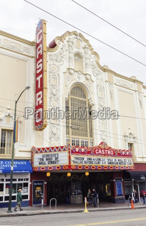 castro theater san francisco california