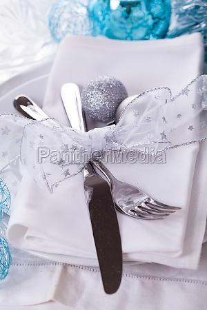 azul joyeria plata decoracion arbol de