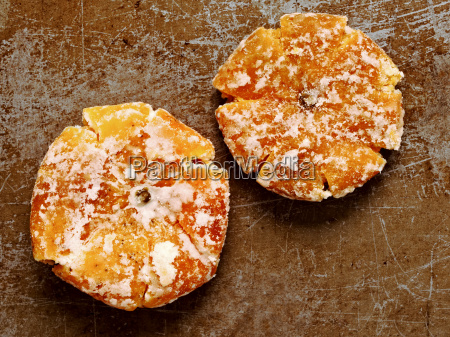 candied preserved whole orange