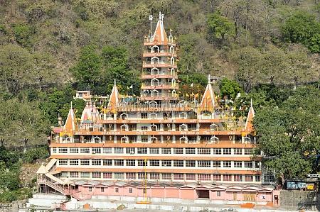 tera manzil shiva hindu temple rishikesh