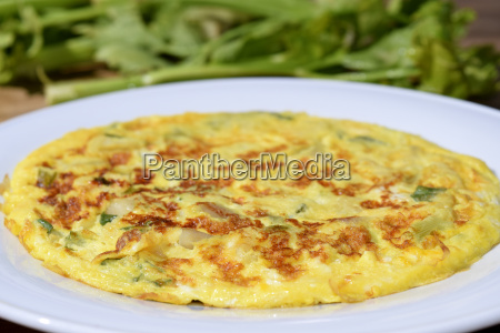 eggs and parmesan for the