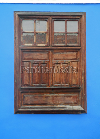 window in garachico tenerife