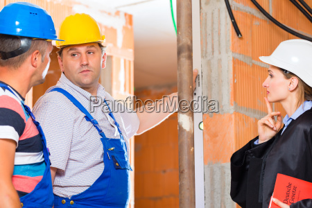 consultant or attorney controlled construction defects