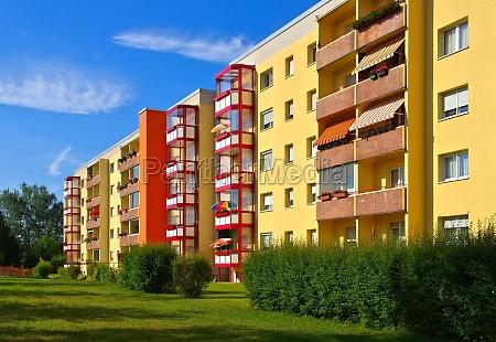 grossraeschen residential grossraeschen apartment blocks