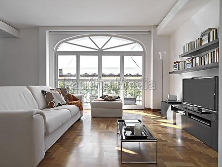 modern lving room