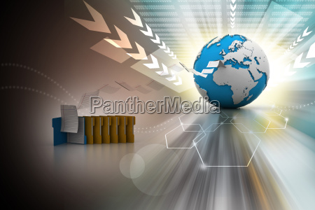 files transferring