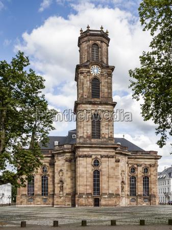 ludwigskirche saarbruecken