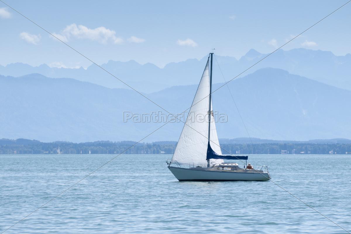 starnberg, lake, in, germany - 12182416