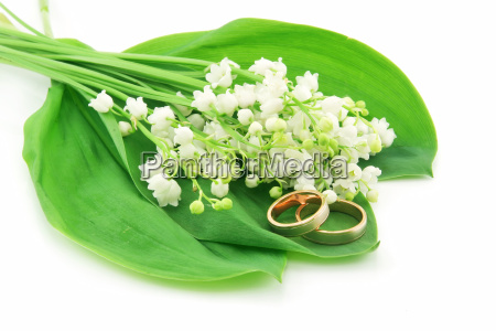 lily of the valley and golden