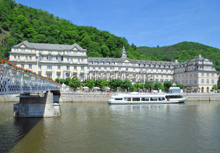 spa town of bad ems an