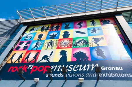 rock and pop museum gronau
