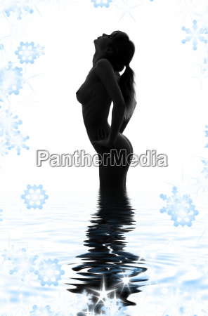 mujer azul hermoso bueno salud negro