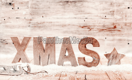 simple country xmas background
