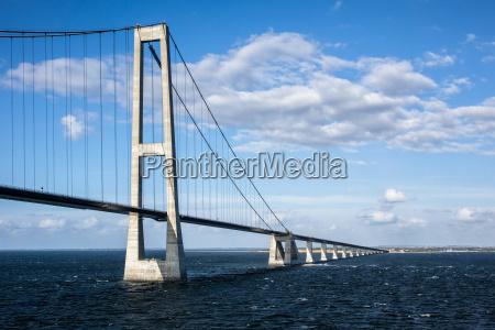 trafego ponte suecia dinamarca agua mar