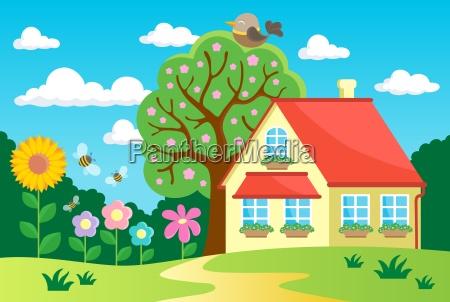 garden theme image 2