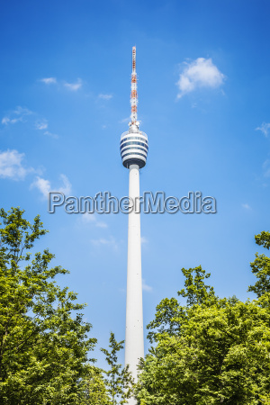 tv broadcasting tower