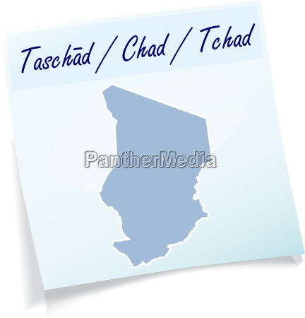 chad as a notepad