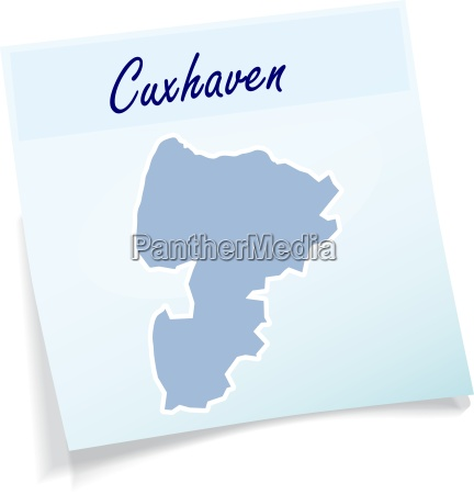 cuxhaven as a note